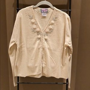 April Cornell Sweater